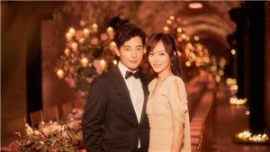 Đường Yên – La Tấn 'tuyệt mật' đám cưới nhưng chia sẻ loạt ảnh đẹp như cổ tích