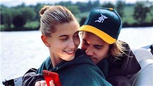 Justin Bieber xăm hình đôi với vợ yêu lên mặt