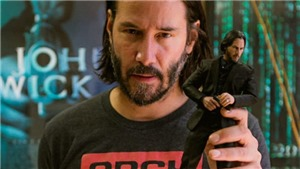 Keanu Reeves tái xuất trong 'Toy Story 4'