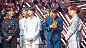 TRỰC TIẾP Giải MAMA 2018 tại Hong Kong: BTS khóc nức nở khi tiếp tục là 'độc cô cầu bại'
