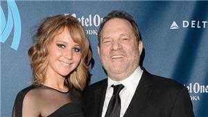 Sốc: Harvey Weinstein từng khoe khoang chuyện 'ngủ với Jennifer Lawrence'