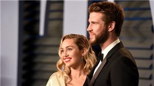 Miley Cyrus đã bí mật kết hôn với Liam Hemsworth tại nhà riêng