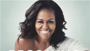 Sách của bà  Michelle Obama 'có giá' nhất năm 2018
