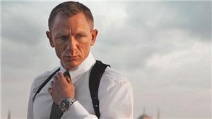 Hé lộ thông tin chính thức về phim 'Bond' cuối cùng của Daniel Craig