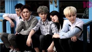 Nu'est đứng đầu iTunes khắp thế giới với ca khúc mới, sắp trở lại với đủ 5 thành viên