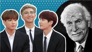 Cha đẻ Tâm lý học Phân tích Carl Jung đã giúp BTS viết album mới 'Map of the Soul' như thế nào?