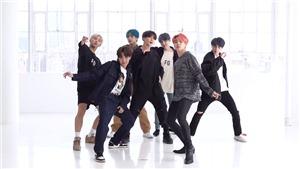 BTS chiêu đãi fan video nhảy 'Boy With Luv' cực kỳ điệu nghệ, ngay cả với RM