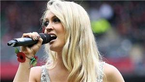 Sao ca nhạc Anh chỉ được trả vài triệu đồng để hát ở chung kết một giải bóng đá