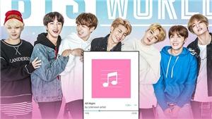 BTS tung ca khúc 'ngầu chói mắt' với Juice WRLD như 1 phần trong BTS World