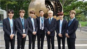BTS và ARMY đứng đầu danh sách lãnh đạo tương lai và nhóm bền vững toàn cầu của Liên Hợp quốc
