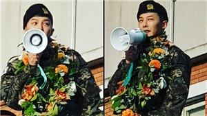 Nghẹn ngào trước hình ảnh đầu tiên của G-Dragon sau xuất ngũ
