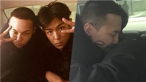 G-Dragon ngượng ngùng đáng yêu khi nhận tin nhắn mừng xuất ngũ từ T.O.P