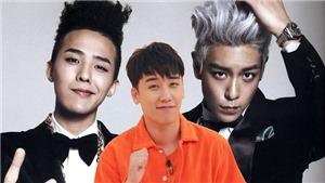 T.O.P hài hước về tranh của G-Dragon nhưng fan lại phát hiện chi tiết lạ liên quan tới Seungri
