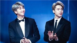 Jimin và RM BTS được đánh giá là những nhân vật quyền lực nhất năm 2019