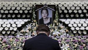 Cư dân mạng tức giận vì bố mẹ Goo Hara sẽ thừa kế tài sản của con gái