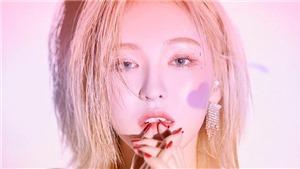 Tiết lộ tai nạn và vết thương đáng sợ của Wendy Red Velvet