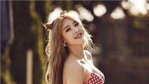HyunA gây sốt với loạt ảnh cực hot chụp tại Việt Nam