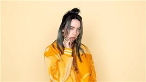 Billie Eilish đang viết ca khúc mới về cách ly xã hội
