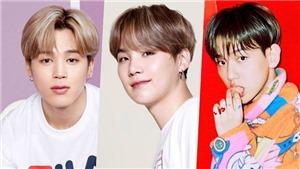 BXH thần tượng tháng 5: Suga BTS thăng hạng, chỉ đứng sau Jimin