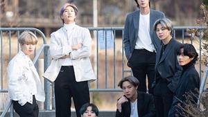 BTS phát hành ca khúc mới với thông điệp tình tứ mà thấm thía