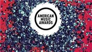 Giải Âm nhạc Mỹ đặt lịch lên sóng ABC