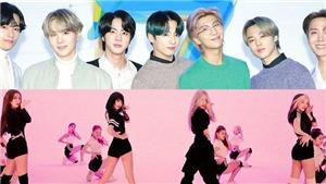 BXH Nhóm nhạc Kpop tháng 7: Blackpink bám sát nút BTS