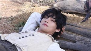 V BTS tiếp tục làm được điều chưa ai từng nhờ 'Sweet Night'