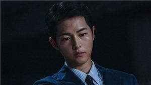 Song Joong Ki biến hoá lạnh lùng trong phim truyền hình mới
