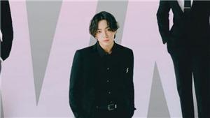 Rapper Jungkook BTS vừa chính thức trở lại trong năm 2021