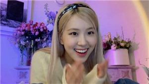 Sau Jennie và Lisa, Rose Blackpink ẩn ý ra kênh Youtube riêng
