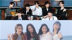 BXH Ca sĩ tháng 3: BTS đứng đầu, Blackpink lép vế đàn chị