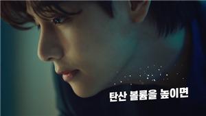 V BTS đẹp phi thực trong quảng cáo nhưng nhận bình luận trái chiều