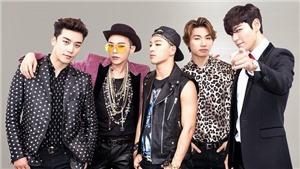 Thay đổi lớn trên Facebook, BigBang sắp comeback tới nơi?