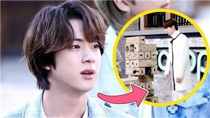 ARMY kinh ngạc trước tài năng mới không ngờ của Jin BTS