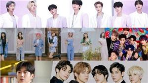 Tháng 5 rực rỡ với loạt comeback của thần tượng K-pop