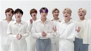Vượt sao lớn quốc tế, BTS thắng giải phim tại MTV
