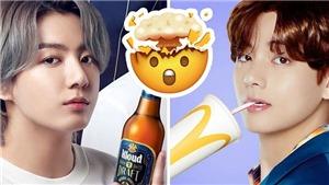 BTS kiếm bao nhiêu tiền từ việc làm đại sứ hình ảnh?