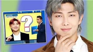 RM BTS xuất hiện trên bản tin quốc gia vì lý do gây 'lú'