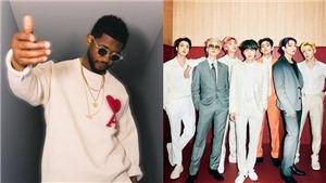 Usher tham gia thử thách 'Butter' của BTS bằng video cực hài