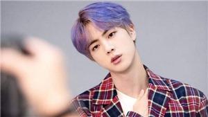 Jin từng khởi nghiệp nghề mẫu trước khi gia nhập Big Hit