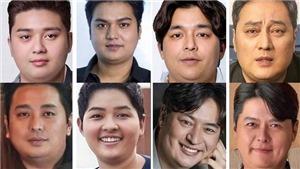 Ngã ngửa khi các nam thần Hàn Quốc phát phì