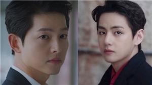 V BTS hóa Song Joong Ki, 'Vincenzo' gây bão toàn cầu