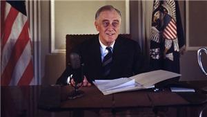 Chân dung Franklin Delano Roosevelt: Vị tổng thống đưa Mỹ vượt qua khủng hoảng tăm tối