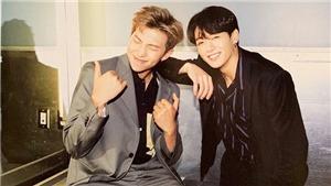 BTS: Jungkook chơi trò ú tim, RM phản ứng bất ngờ