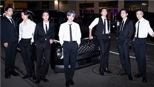 Loạt ảnh khí chất nhất của BTS tại Đại hội đồng Liên hợp quốc