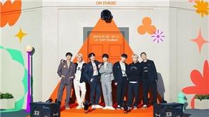 BTS chính thức trở lại với loạt hòa nhạc có khán giả hậu dịch Covid-19