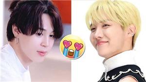 BTS: Jimin bối rối hạnh phúc khi được J-Hope tỏ tình