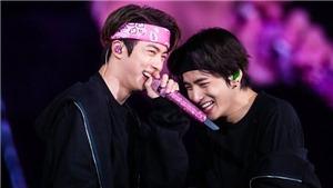 Chết cười với ấn tượng sai lầm của V và Jin BTS trong lần đầu gặp nhau