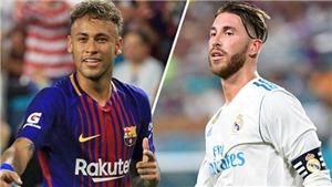 'Neymar đang đi theo con đường của... Luis Figo'