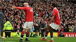 Yêu hay ghét, Rooney vẫn xứng đáng là huyền thoại của Man United